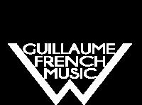 Logo de Guillaume French Music transparent